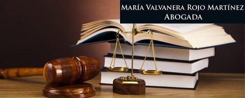 María Valvanera Rojo Martínez Abogada